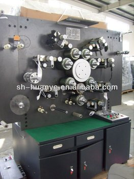 High Speed Rotary Printing machine 7 Colors with offset ink