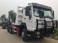 SINOTRUK HOWO brand 30 tons Logging truck with Pole trialer