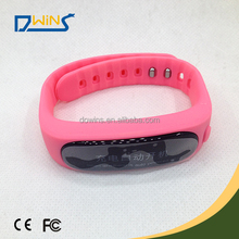 Hot selling Newest design H9 wristband smart bracelet watch for beautiful life