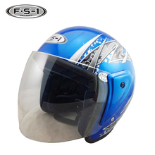 Cristmas open face motocross helmet ABS raw material motorcycle HJC helmets with DOT approved