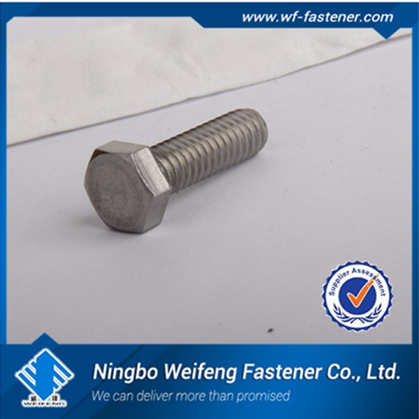 stainless steel pozi WAFER head miniature ball screw