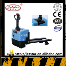 New model 1 ton small type electric pallet truck