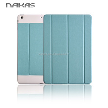 Very popular phone case wallet style protecting leather cell phone shell for ipad air