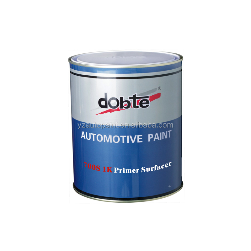 1K Acrylic Surfacer for Car Paint Colors