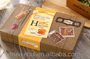 Gift Box Packaging Gaodian Coconut BIscuits Creamy Cookies