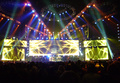 HD Full Colour Moving P4.81 Event Stage Backdrop Rental Led Display