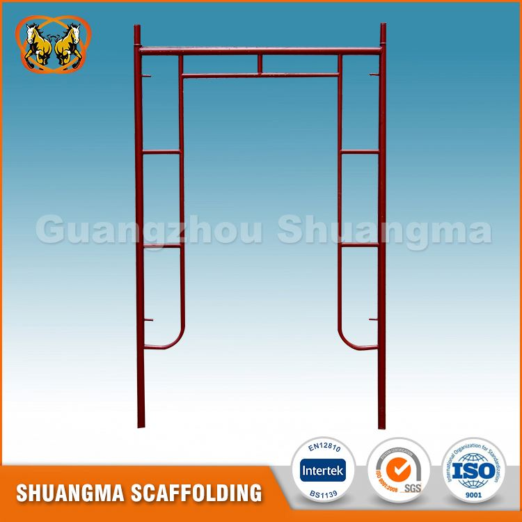Good quality oem service new type a frame scaffolding
