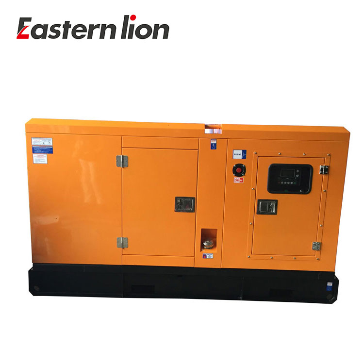 Industry power ATS 1500rmp 32kw 40kva diesel generator weifang Engine