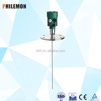 high quality guided radar level flow meter