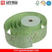 Thermal printed Paper for ATM machine