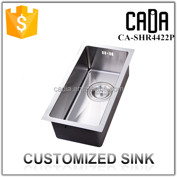 china top ten selling products customized utility narrow kitchen sinks