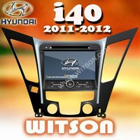 WITSON HYUNDAI i40 2011-2012 CAR DVD GPS NAVIGATION with SD card for Music and Movie