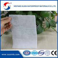geotextile pp non woven fabric roll for road and railway