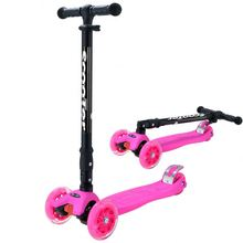 Hot Selling Superior Quality Pretty Led Wheels Kids Scooter Brand Names