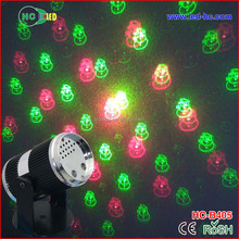 2016 professional laser lighting / 3w red and green laser / laser show system for disco laser light