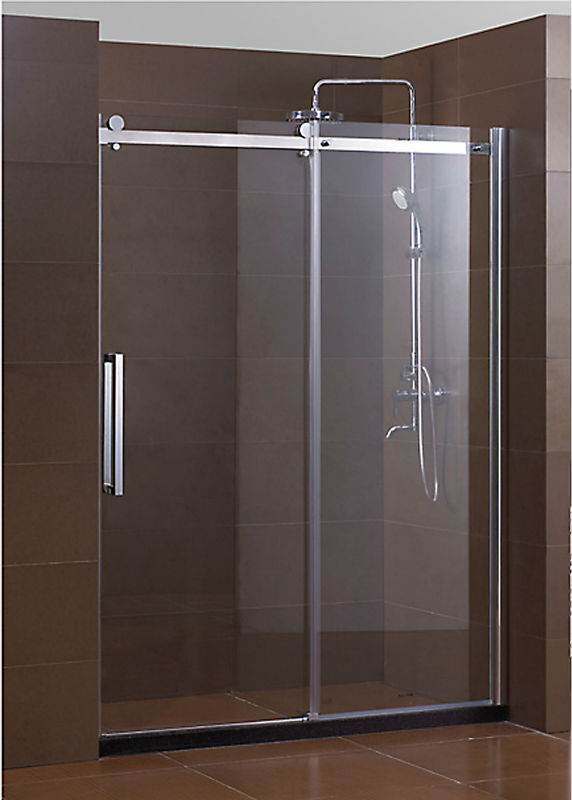 Guangzhou Diy Stainless Steel Sliding Shower Door Design With 34x19