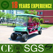 cheap used electric golf carts and electric police golf cart for sale