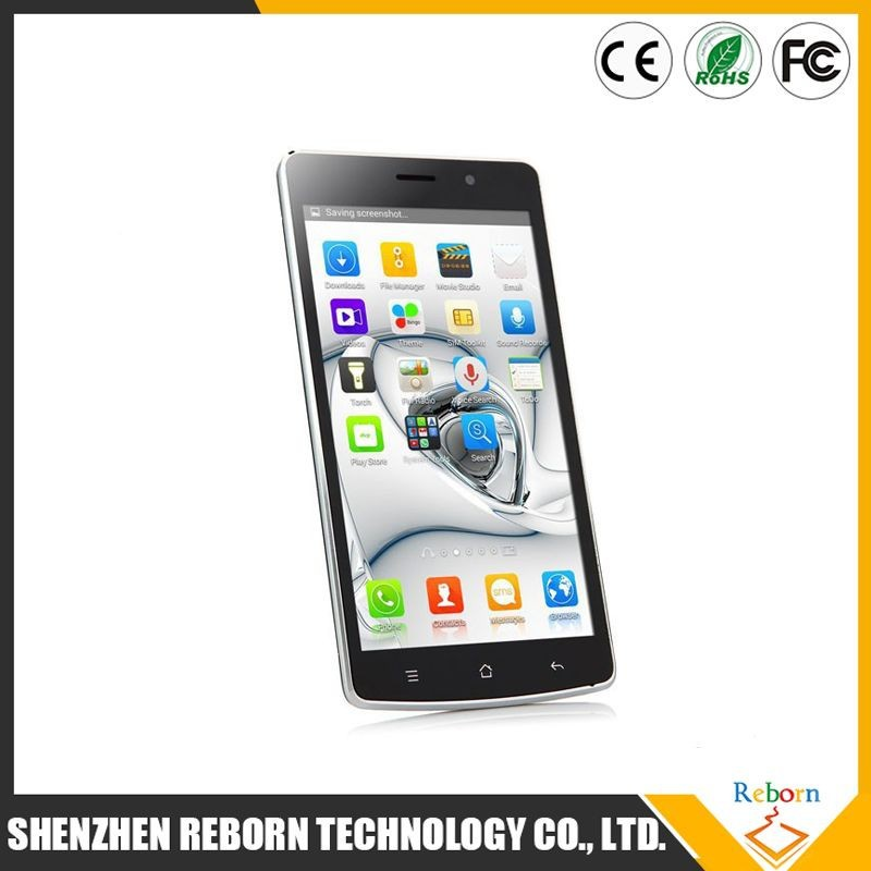 Alibaba express cheap HD screen 3G unlocked android smart cell phone with bluetooth