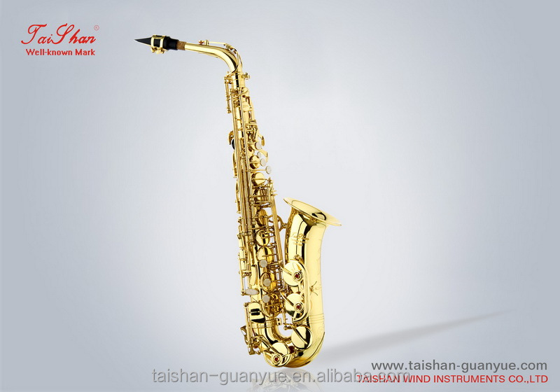 Hot sale professional and high quality alto saxs