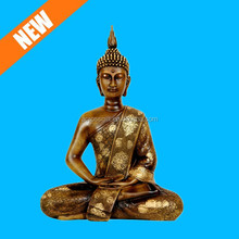 "11"" resin thai sitting thailand wholesale buddha for sale"