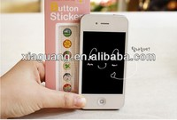EP021 1cm Round Shape Iphone home button sticker