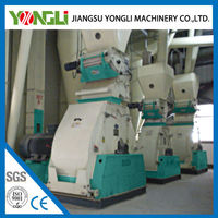 Reasonable price automatic pvc compounding animal feed pellet mill