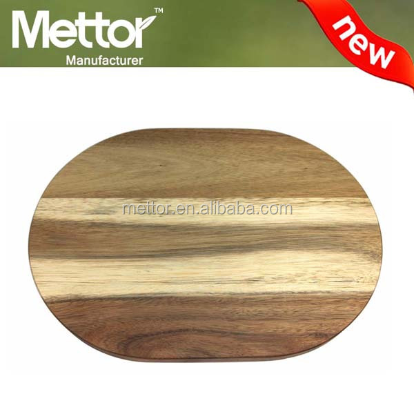 Asiabrother best selling oval cutting board, big chopping board