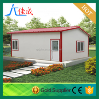 Steel frame Prefab modular security ready made hotel rooms