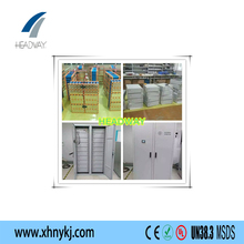 Headway rechargeable deep cycle lithium 10kw lifepo4 battery pack 48V 200Ah for home solar power system