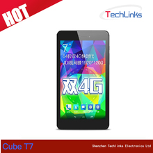 Original Cube T7 Tablet MTK8752 Octa Core 7 Inch Android 4.4 RAM 2GB ROM 16GB 4G FDD Phone Call Tablet PC
