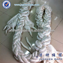 125mm dia pp rope for marine supplies