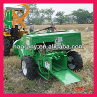 farm tractor mini round hay baler CE certificated