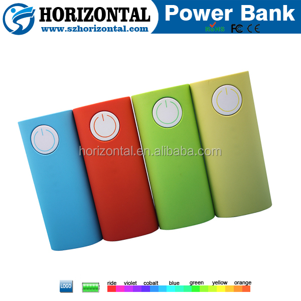 mobile phone power bank 3000mah with Multi-colors Optional for Gsp, PSP, Phone