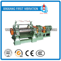 XKP-560 used tire Breaker for rubber recycling machine