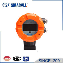 Non-contact Ultrasonic Digital Level Meter for Toxic Chemical Liquids Measurment