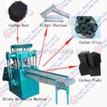 Manufacturer shisha wood charcoal briquette making machine