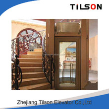 Germany Siemens Luxury Small Home Villa Left Elevator for 2 person with China factory good price