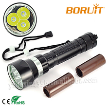 Underwater 100M Diving Flashlight 30W Cree Xm L2 LED Diving torch