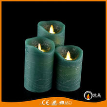 New and hot trend style handmade decorative led candles manufacturer sale