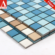 china factory swimming pool wall and floor tile kitchen ceramic mosaic tile
