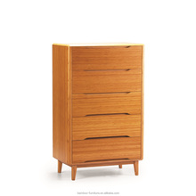 Bamboo Furniture Currant Bed Room Collection modern Bedroom Furniture Including bed and nightstand