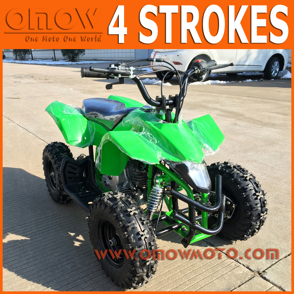 2016 New 50cc Cheap Gas Four Wheelers For Kids