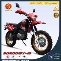 New Chinese 150CC 200CC 250CC 300CC Dirt Bike For Sale Super Dirt Motorbike Made in China SD200GY-16