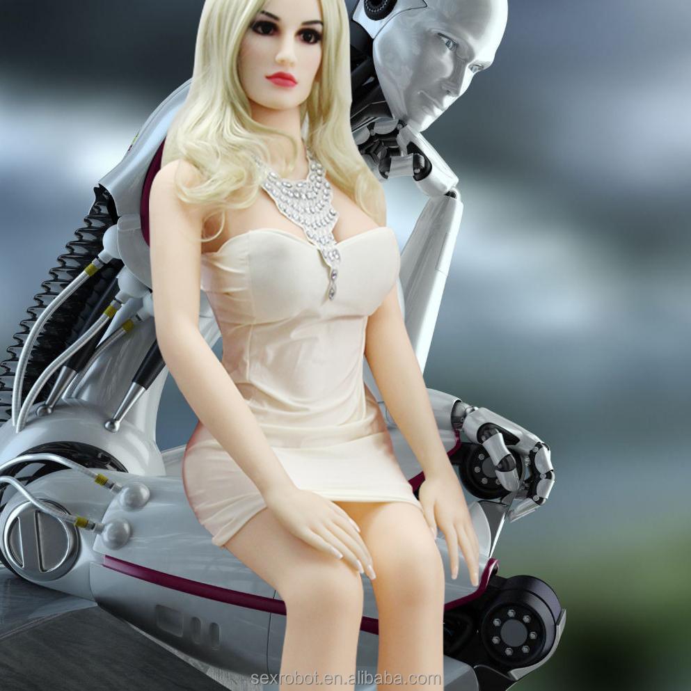 Порно с секс роботом девушкой куклой онлайн
