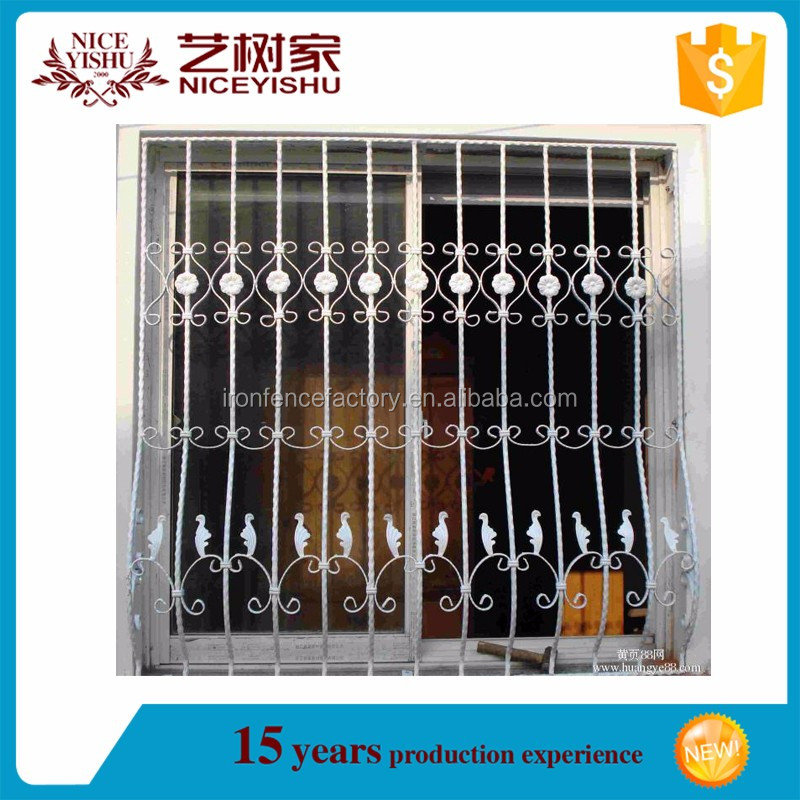 2016 latest iron window grill design /steel window grill design/window grills design pictures