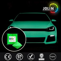 Big discount glow in the dark powder photoluminescent powder used for automotive metallic paint color pigments