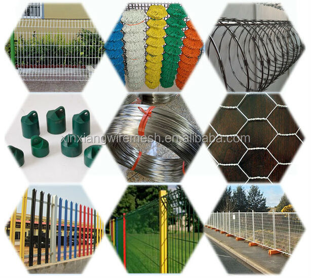 Gabions Application and Weaved Wire Mesh Type Stone Gabion Box