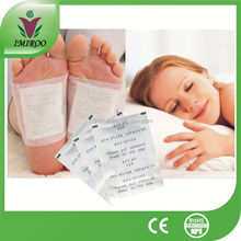 Manufacturer of Foot Patch/Herbal Bamboo detox foot pad/Detox relax foot pad in stock to USA, mexico, Saudi,india