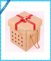 OEM Customized Paper Packaging Boxes Essential Oil Gift Perfume Boxes wholesale