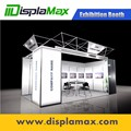 China modular exhibition display portable display stand exhibition booth material customized booth design